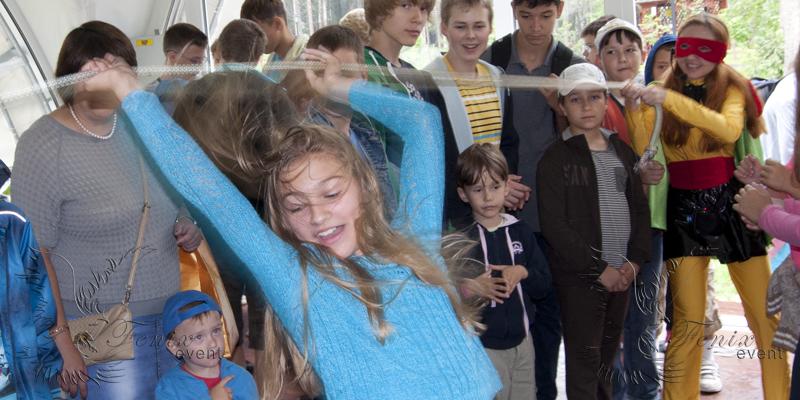 Веселые конкурсы на детский праздник