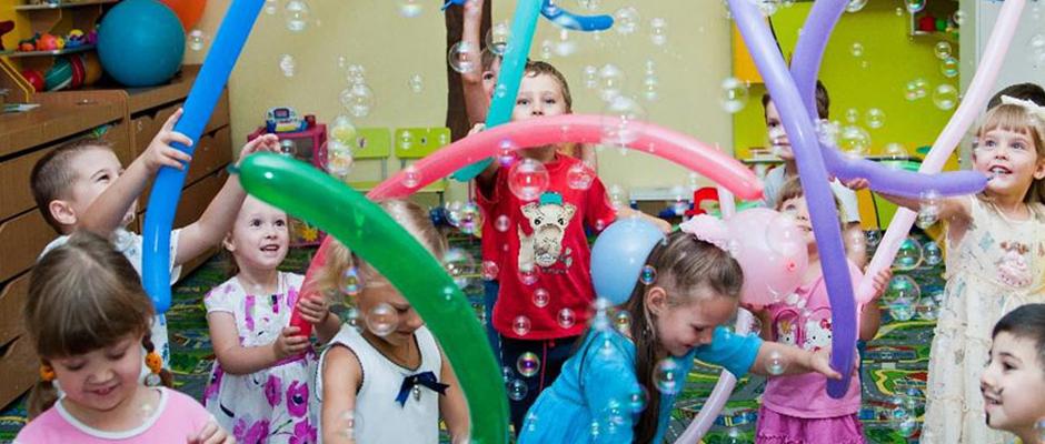 Проведение детского праздника в Москве