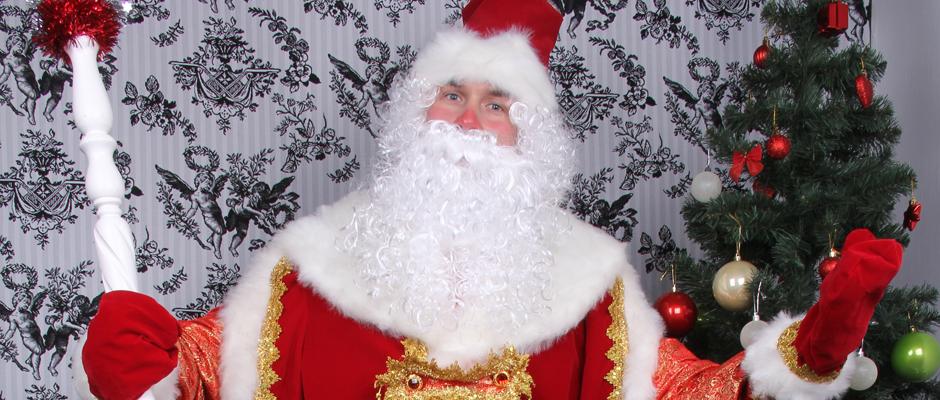 Поздравление Деда Мороза на дому в Москве недорого