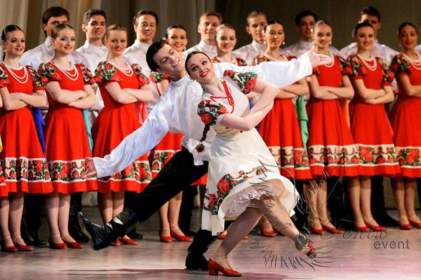 Русский народный ансамбль