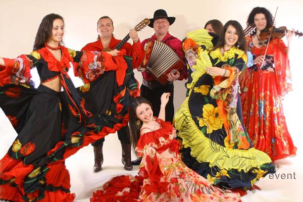 Цыганский ансамбль на свадьбу в Москве