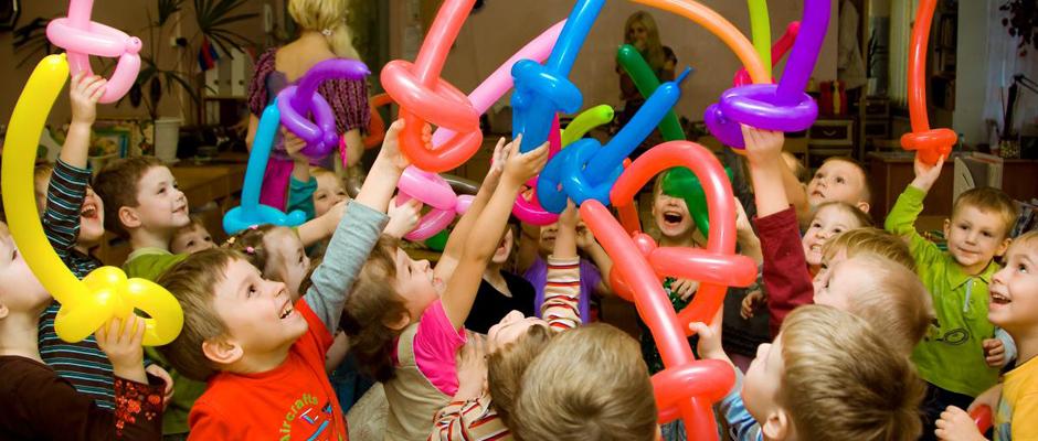 Организовать детский праздник в Москве недорого
