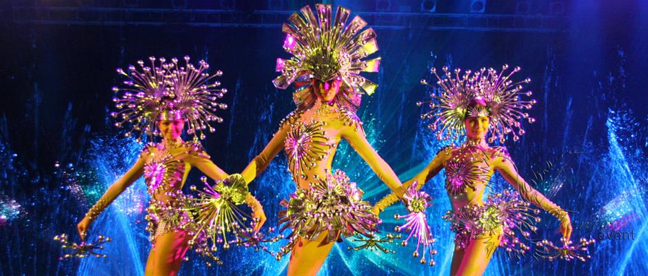 Лучшее танцевальное шоу в Москве на свадьбу и день рождения