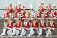 Ансамбль барабанщиц в Москве на корпоратив недорого