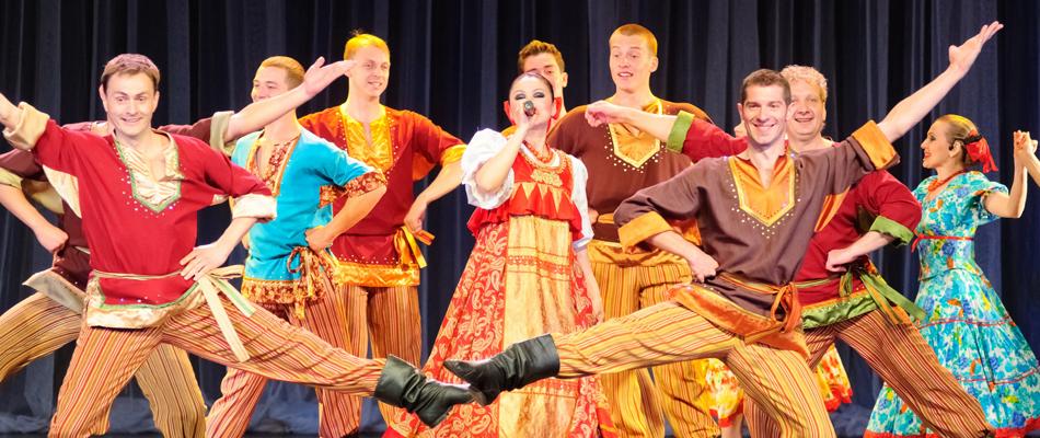 Русский народный ансамбль в Москве на праздник недорого
