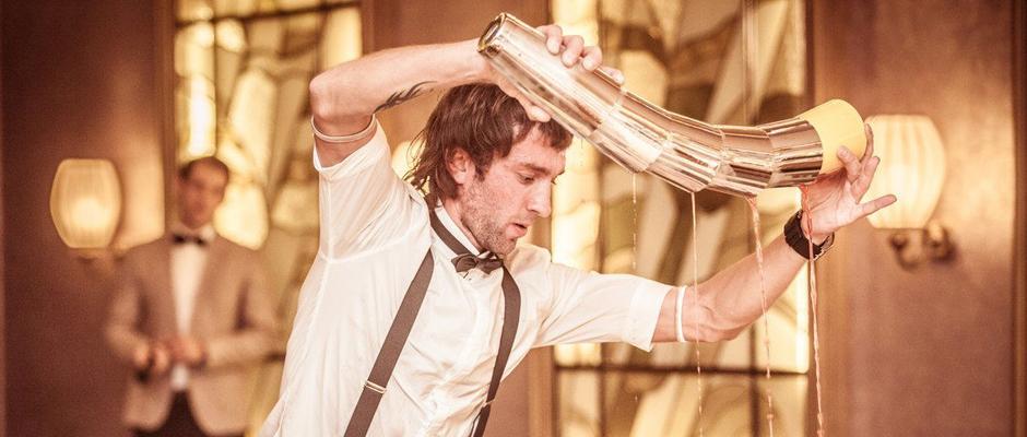 Бармен шоу в Москве на свадьбу недорого