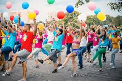 Танцевальный тимбилдинг в Москве заказать танцевальный тимбилдинг
