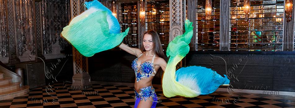 Заказать танец живота на праздник Москва