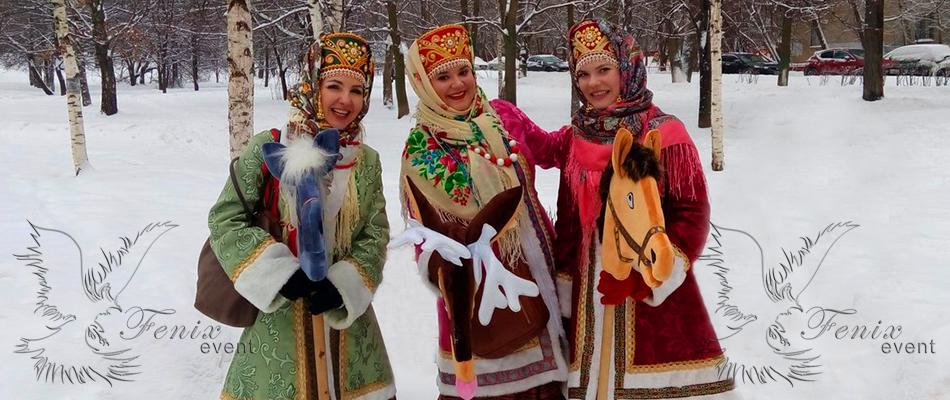 Заказать русский народный ансамбль на праздник в Москве