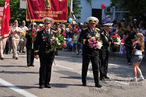 9 Мая. Заказать празднование Дня победы недорого в Москве.