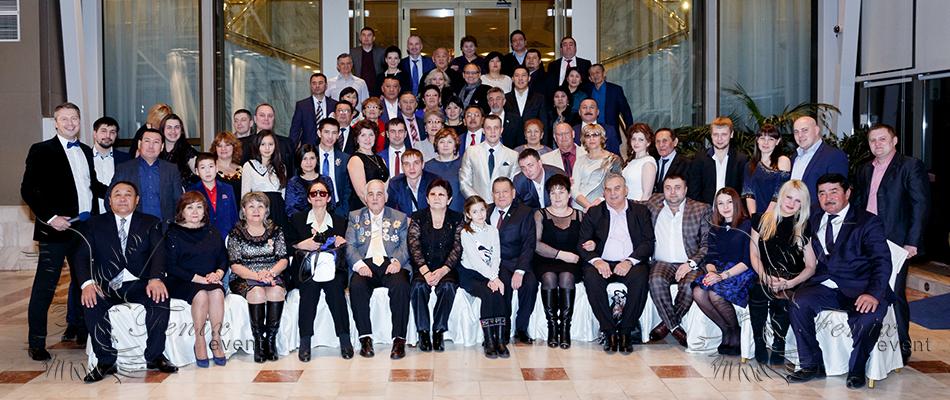Церемонии награждения почётных граждан стран Таможенного союза в Москве 13.12.2015.