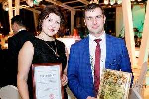 Яркая шоу программа на церемонию награждения представителей стран участников Таможенного союза в Москве