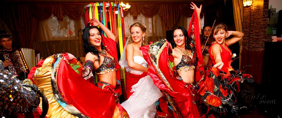 Заказать цыганский ансамбль на свадьбу в Москве недорого