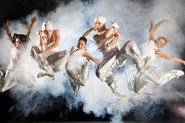 Современный танцевальный коллектив на корпоратив в Москве