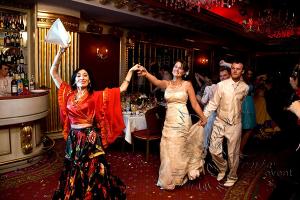 Цыганский ансамбль на Новый год в Москве