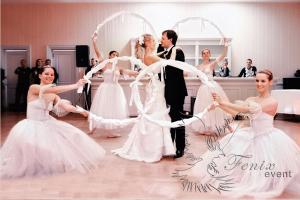Танцевальные коллективы на свадьбу в Москве