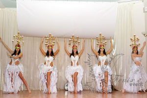Восточные танцы на свадьбу в Москве.