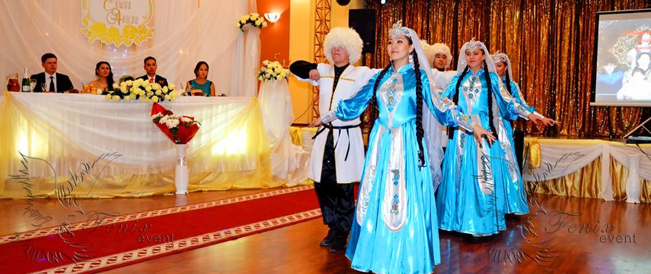 Дагестанская лезгинка на свадьбу в Москве заказать недорого!