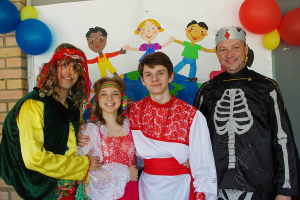 Профессиональные аниматоры в Москве на детский праздник на 1 июня в День защиты детей