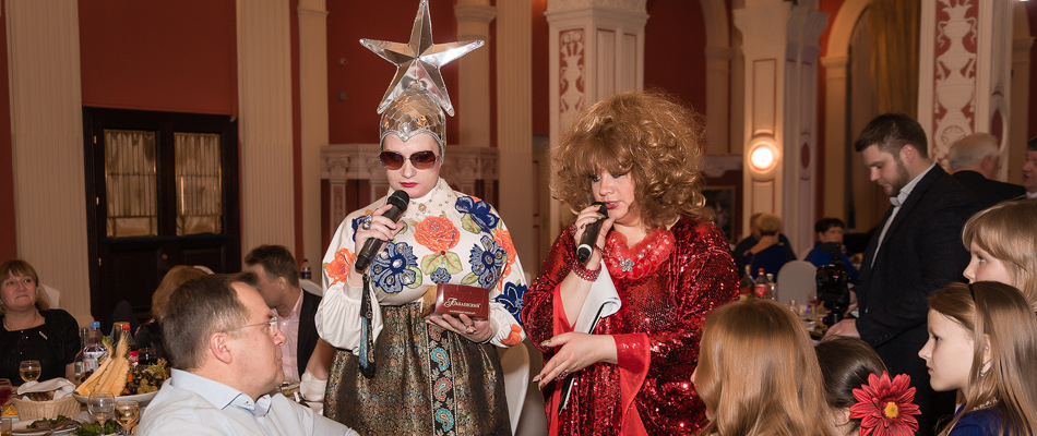 шоу двойников на праздник 8 марта москва