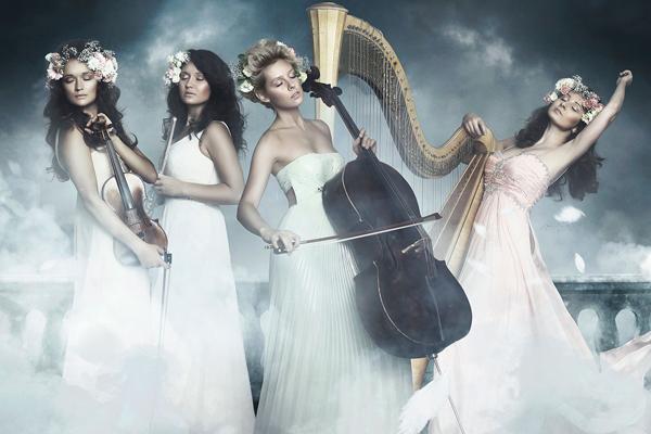 Музыканты на свадьбу в Москве. Живая музыка