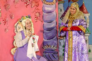 Выездной детский спектакль в Москве