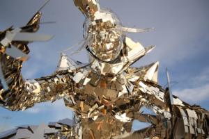 Шоу зеркальных иллюзий на праздник Москва