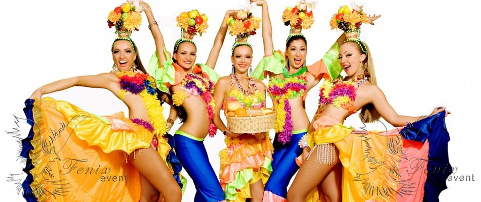 танцоры на свадьбу и праздник Москва