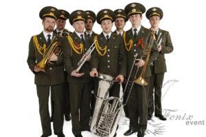 Военный духовой оркестр Москва