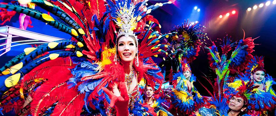 Заказать бразильские танцы на свадьбу