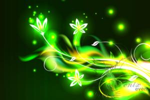 Заказать шоу световых картин на праздник в Москве