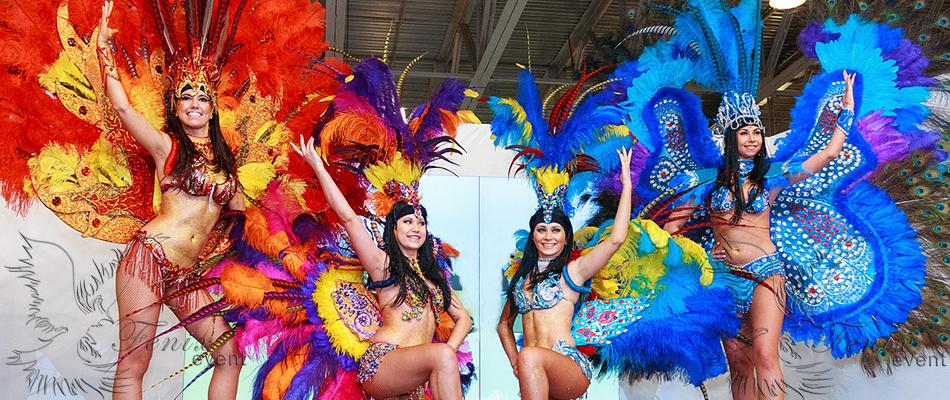 Заказать бразильское шоу на Новый год