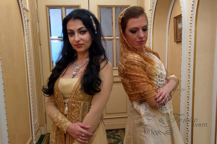 Заказать индийский танец на свадьбу, юбилей и корпоратив Москва
