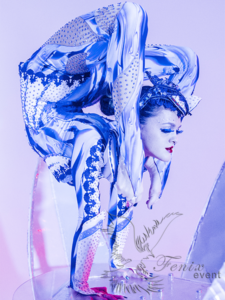 Акробатическое шоу на праздник в Москве - заказать недорого!