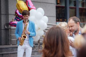 Лучший саксофонист на праздник Москва
