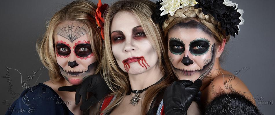 Артисты и шоу на Хэллоуин