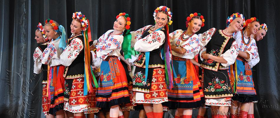 Заказать ансамбль русского танца недорого в Москве