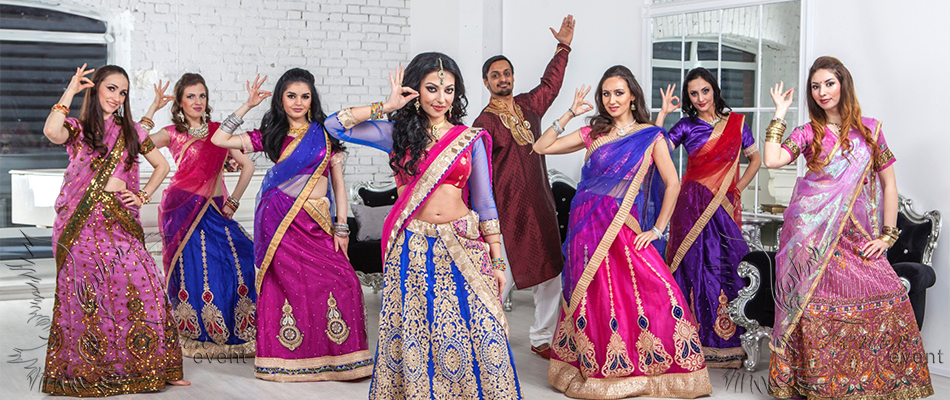 Заказать индийский танец на праздник в Москве
