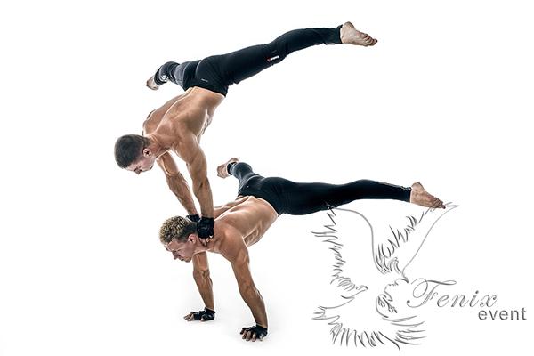 Заказать акробатическое шоу в Москве