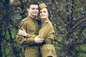 Военный ансамбль на 9 мая Москва