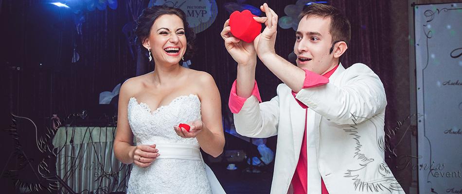 Заказать оригинальное шоу на свадьбу в Москве