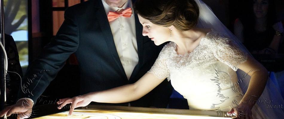 Лучшее песочное шоу на свадьбу Москва