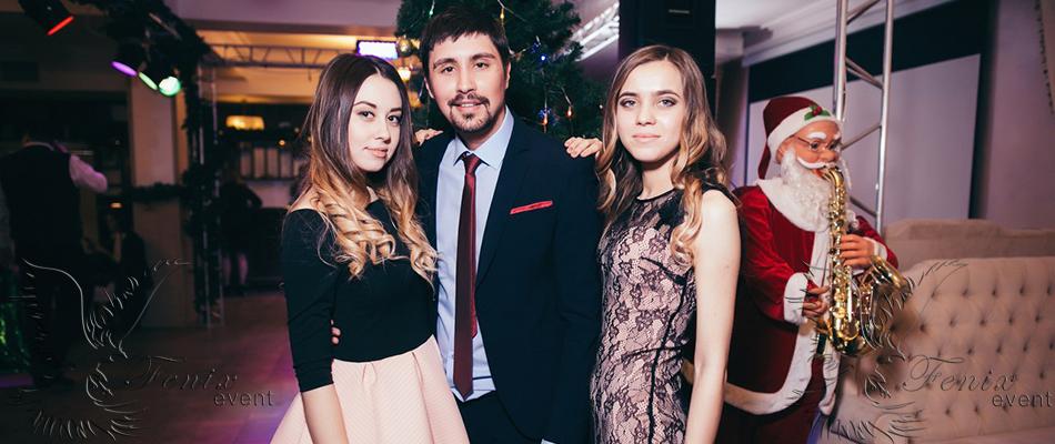 Двойники на корпоратив новый год Москва