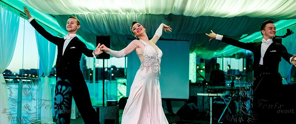 Танцоры на корпоратив и новый год Москва
