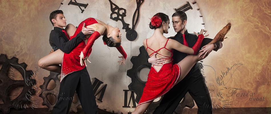 Заказать танцевальное шоу на корпоратив и новый год Москва