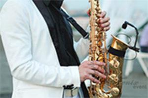 Саксофонист на юбилей Москва