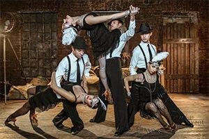 Танцевальный шоу-балет на юбилей Москва