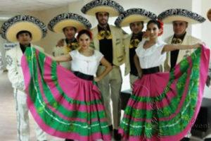 Заказать мексиканский ансамбль на праздник Москва