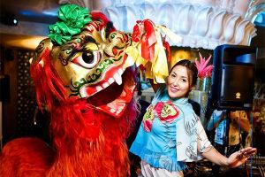 Заказать шоу на китайский новый год недорого в Москве