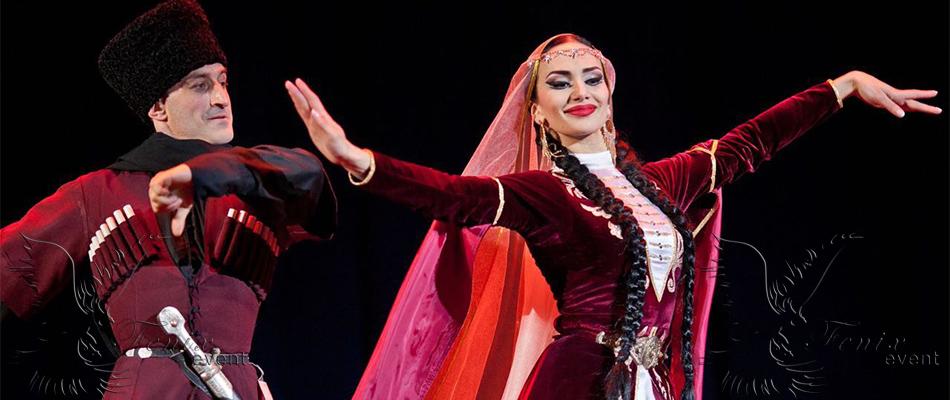 Заказать кавказские танцы на свадьбу в Москве